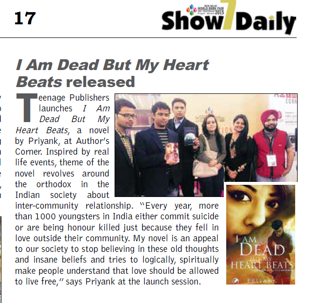 Show Daily February 2015
